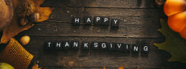 13 Things Actors Can Be Thankful For
